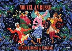 Concert du Nouvel an russe 2015 sous le Chapiteau du Cirque Romanès