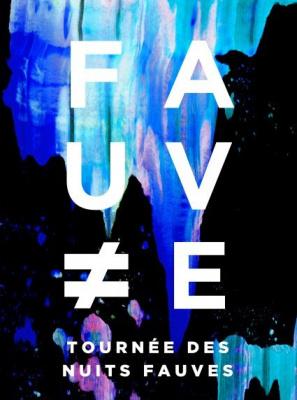 Les Nuits Fauves au Zénith de Paris en mai 2015