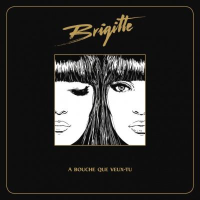 Brigitte en concert au Zénith de Paris en novembre 2015