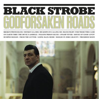 Black Strobe en concert à La Maroquinerie de Paris en 2015