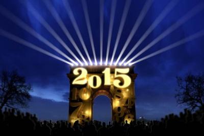 Nouvel an 2016 sur les champs lys es show vid o parade et pi tonnisation - Reveillon nouvel an paris ...