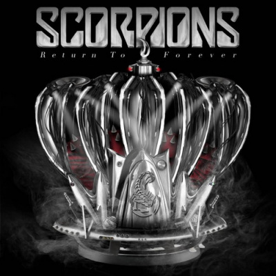 "Sortie du nouvel album de Scorpions ""Return To Forever"""