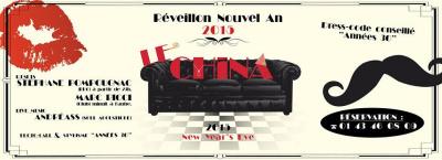 Réveillon du nouvel an 2015 au China