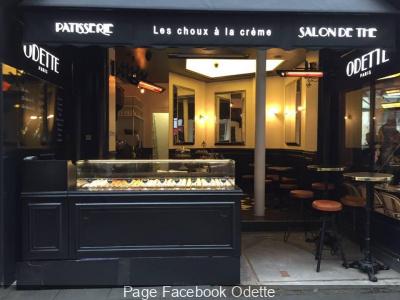 Les choux d'Odette : nouvelle adresse à Paris