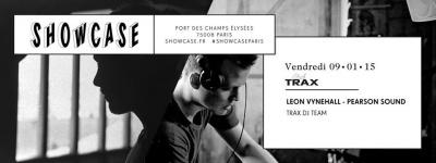 Club Trax au Showcase avec Leon Vynehall et Pearson Sound