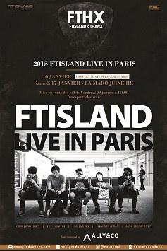 Ftisland en concert à Paris : date supplémentaire à La Maroquinerie