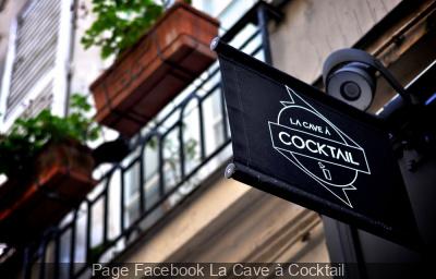La Cave à Cocktail à Paris