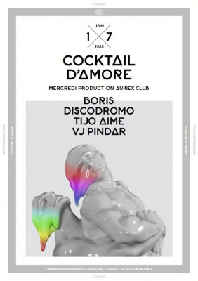 Cocktail d'Amore au Rex Club