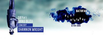 Blue Birthday : Shannon Wright en concert au Batofar