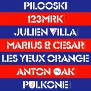 Sodasound Party à La Bellevilloise avec Pilooski