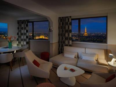 Saint Valentin 2015 au Hyatt Regency Paris Etoile
