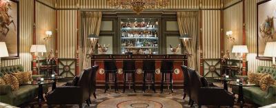 Saint Valentin 2015 au bar du Shangri-La Hotel Paris