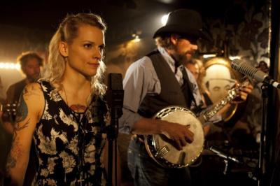 The Broken Circle Breakdown Bluegrass Band en concert à Paris au Café de la Danse
