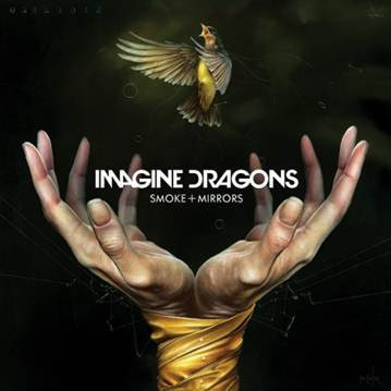 Imagine Dragons en concert au Zénith de Paris en novembre 2015