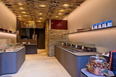 Henri Le Roux : ouverture d'une troisième boutique à Paris