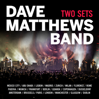 An Evening with Dave Matthews Band au Zénith de Paris en novembre 2015