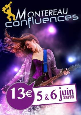 Festival Montereau Confluences 2015 : dates, programmation et réservations