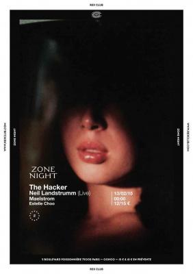 Zone Records Night au Rex Club avec Neil Landstrumm