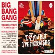 Big Bang Gang Party : Soundsual Healing à La Bellevilloise