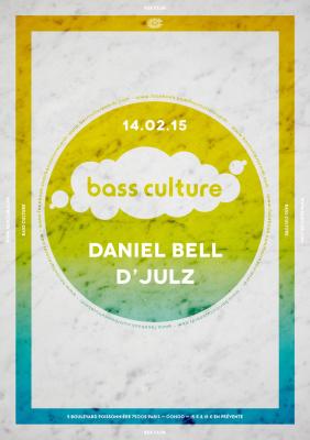 Bass Culture au Rex Club avec Daniel Bell