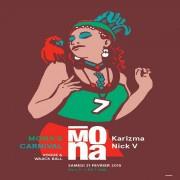 Mona Les 7 ans – Part 2 à La Bellevilloise : Carnival Ball