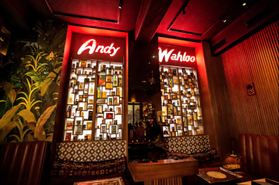 Jimmy Barrat : nouveau guest bartender du Andy Wahloo