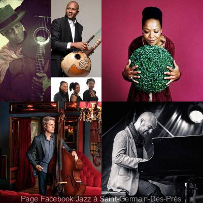 Festival Jazz à Saint-Germain-Des-Prés 2015 : dates, programmation et réservations