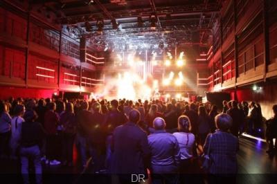 Red Bull Music Academy 2015 à La Gaîté Lyrique de Paris