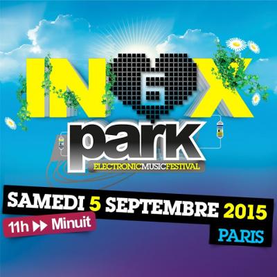 Festival Inox Park Paris 2015 à Chatou : dates, programmation et réservations