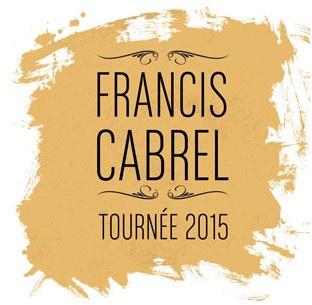 Francis Cabrel en concerts à l'Olympia de Paris en novembre 2015