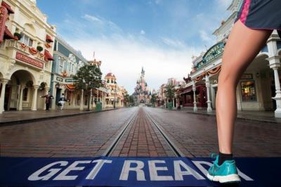 Le Week-end semi-marathon de Disneyland® Paris en 2016