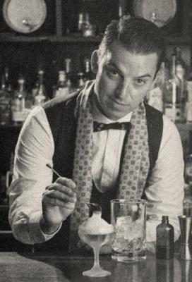 Thomas Aske : nouveau guest bartender du Andy Wahloo
