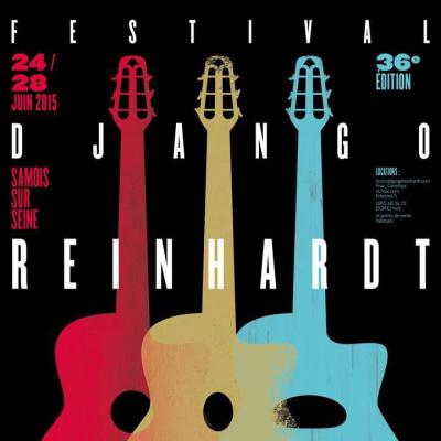 Festival Django Reinhardt 2015 à Samois-sur-Seine : dates, programmation et réservations