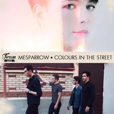 Forum LIVE 2015 avec Mesparrow et Colours In the Street