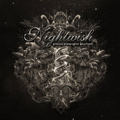 Nightwish en concert à Paris Bercy en novembre 2015
