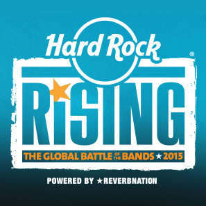 Hard Rock Rising 2015 : épreuves de qualification au Hard Rock Cafe Paris