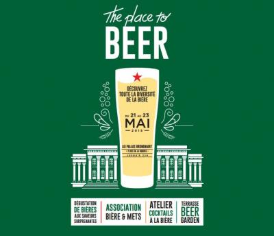The Place to Beer au Palais Brongniart de Paris
