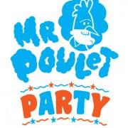 Mr Poulet Party à La Bellevilloise avec Gilb'r