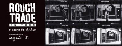 Disquaire Day 2015 à Paris : Rough Trade on Tour au Point Ephémère