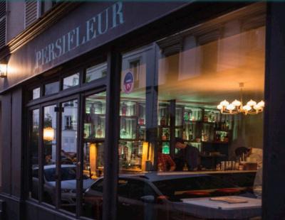Le Persifleur : la buvette parisienne moderne