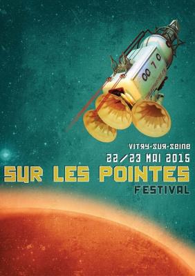 Festival sur les Pointes 2015 à Vitry Sur Seine