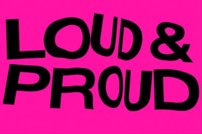 Festival Loud & Proud 2015 à la Gaîté Lyrique de Paris