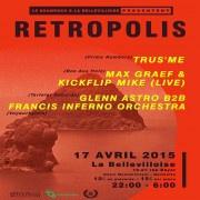 Retropolis 2015 à La Bellevilloise