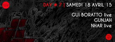 WIHMini Festival 2015 au Zig Zag Club : Day # 7 avec Gui Boratto