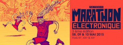 Le Marathon Electronique 2015 à Paris