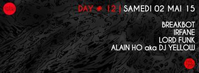 WIHMini Festival 2015 au Zig Zag Club : Day # 12 avec Breakbot