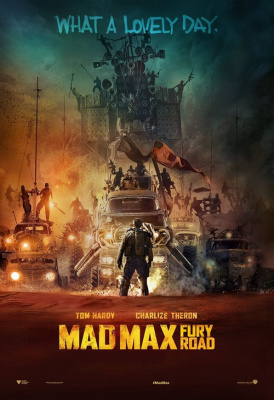 Mad Max : Fury Road, séance spéciale au Grand Rex de Paris
