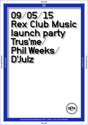 Rex Club Music Launch Party