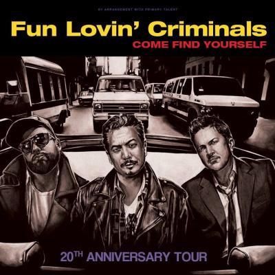 Fun Lovin' Criminals en concert au Bataclan de Paris en 2016