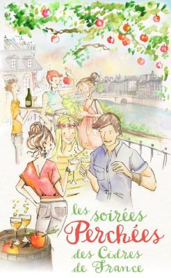 Soirées Perchées sur la terrasse du Nüba à Paris
